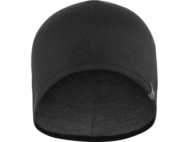 Icebreaker Unisex Adult Pocket Hat Black/Gritstone HTHR